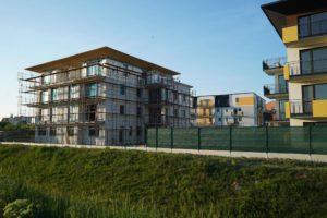 Moderny Samorin pre vsetkych nova vystavba Bala park Hlboka ulica