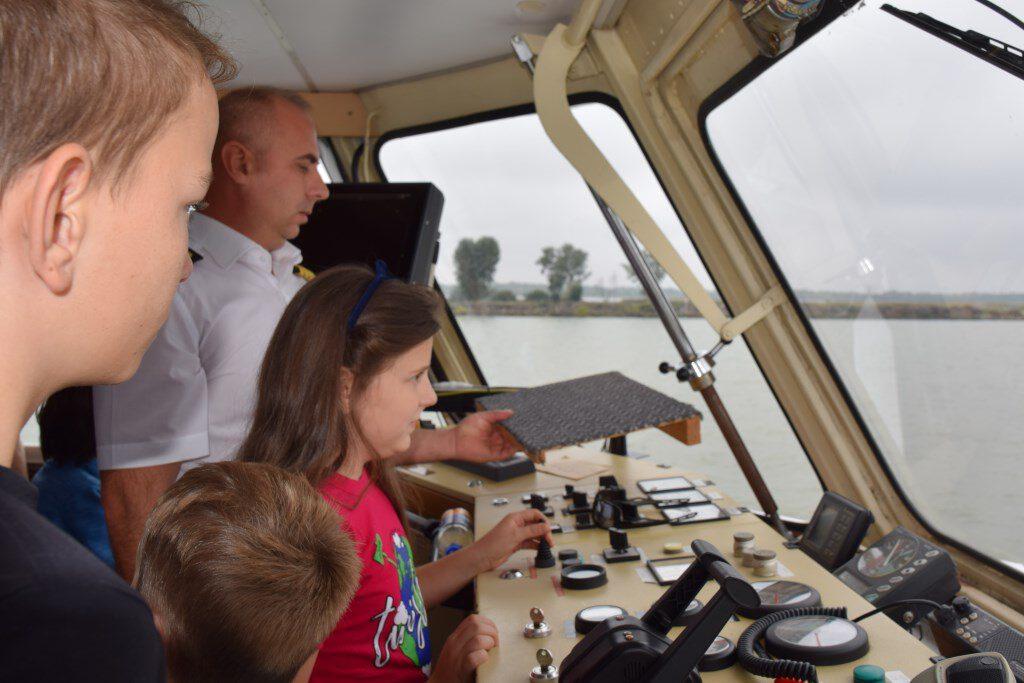 Moderny Samorin pre vsetkych vodne dielo Gabcikovo Dunaj lod Ondava vtaci ostrov Danubiana