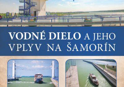 Moderny Samorin pre vsetkych vodne dielo Gabcikovo vplyv na Samorin