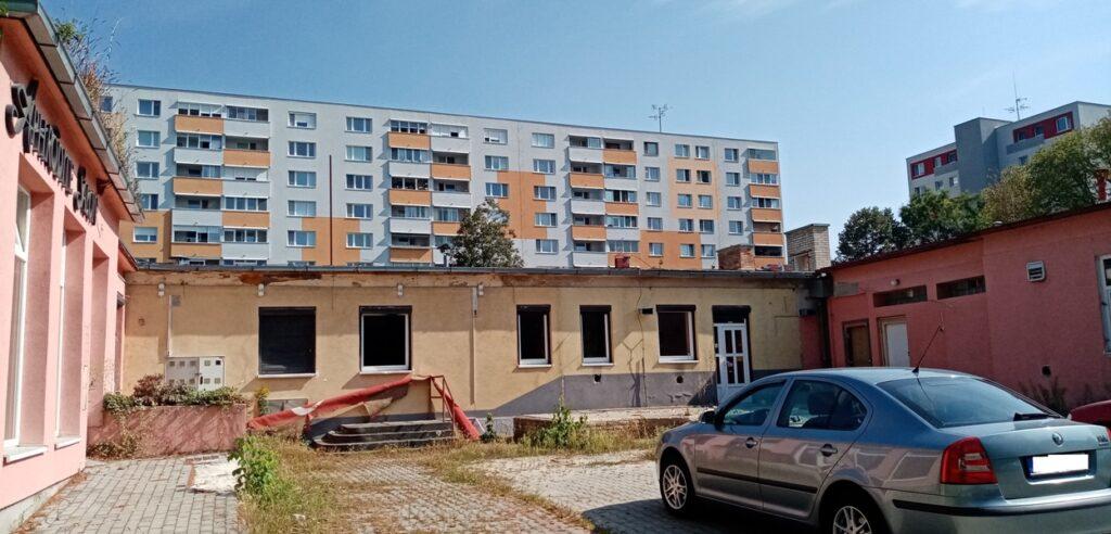 Moderny Samorin pre vsetkych bytovy dom Agora vystavba Skolska ulica