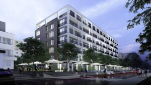 Moderny Samorin pre vsetkych bytovy dom Agora navrh vizualizacia developer