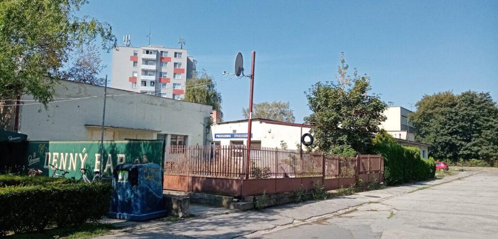Moderny Samorin pre vsetkych bytovy dom Agora krcma vystavba Hlavna ulica