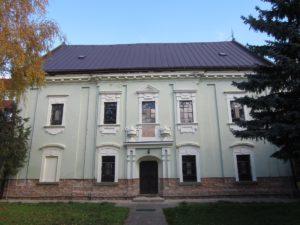 Moderny Samorin pre vsetkych evanjelicky a.v. kostol