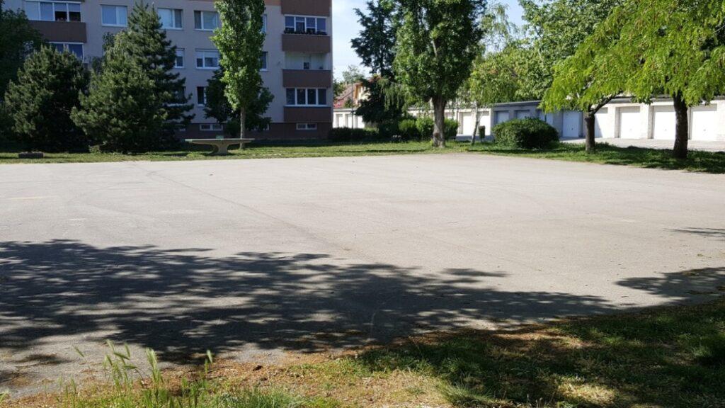 Moderny Samorin pre vsetkych sport hokejbal Gazdovsky rad ihrisko