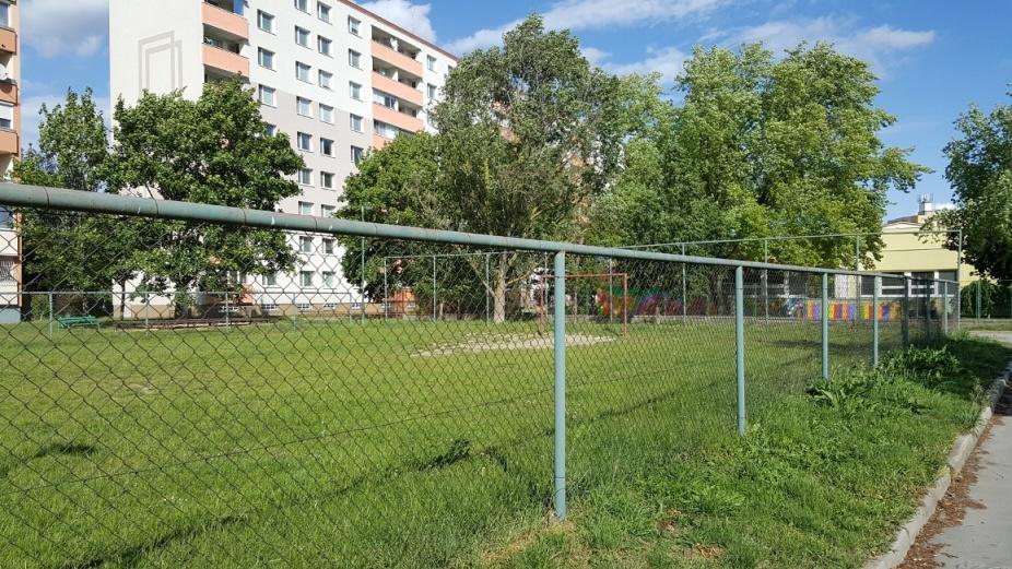 Moderny Samorin pre vsetkych sport futbal Dunajska ihrisko