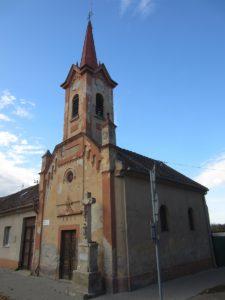 Moderny Samorin pre vsetkych kaplnka stary spital sv. Dismas sv. Kozma a Damian