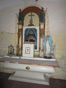 Moderny Samorin pre vsetkych kaplnka stary spital sv. Dismas sv. Kozma a Damian Sedembolestna Panna Maria