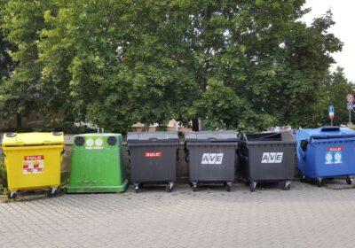 Moderny Samorin pre vsetkych komunalny odpad zivotne prostredie