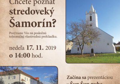 Moderny Samorin pre vsetkych najstarsie stavby v samorine kalvinsky kostol radnica