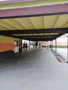 Moderny Samorin pre vsetkych odberne miesto Zakladna skola Mateja Korvina Covid-19 celoplosne testovanie rad