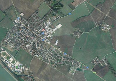 Volebné obvody v Šamoríne
