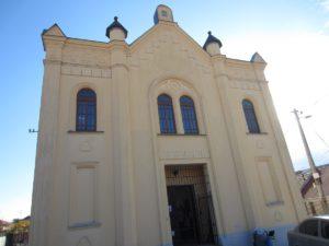 Moderny Samorin pre vsetkych jedina zachovana synagoga Zitny ostrov Zidia