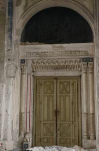 Moderny Samorin pre vsetkych synagoga interier