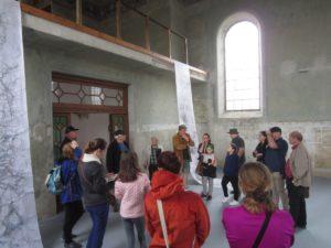 Moderny Samorin pre vsetkych synagoga prehliadka