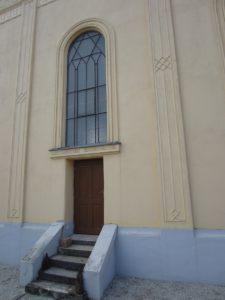 Moderny Samorin pre vsetkych synagoga bocny vstup Zidia